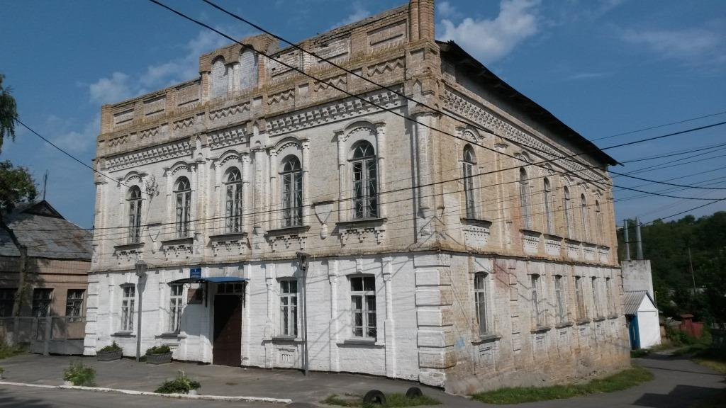 Former synagogue in Kanev