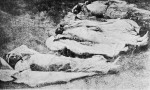 Jewish victims of Denikin's pogrom in Cherkassy