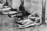 Victims of Grigoriev's pogrom in Summer 1919