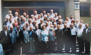 WWII veterans of Uman Jewish community, 2000's