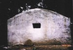 Old Ohel before reconstruction