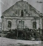 Synagogue in Polonnoe. Photo by P.Zholtovskiy 1930