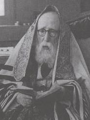 Yisroel Friedman (1858-1949) 2nd Rebbe of Husiatyn