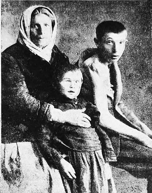 Jewish victims of porgom in Dubova. From book of Ostrovskiy Z.S.