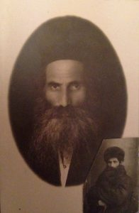 Menahem Nahum Vaisblat (1864, Narodichi -1925, Kiev). Main rabbi of Kiev in 1897-1925