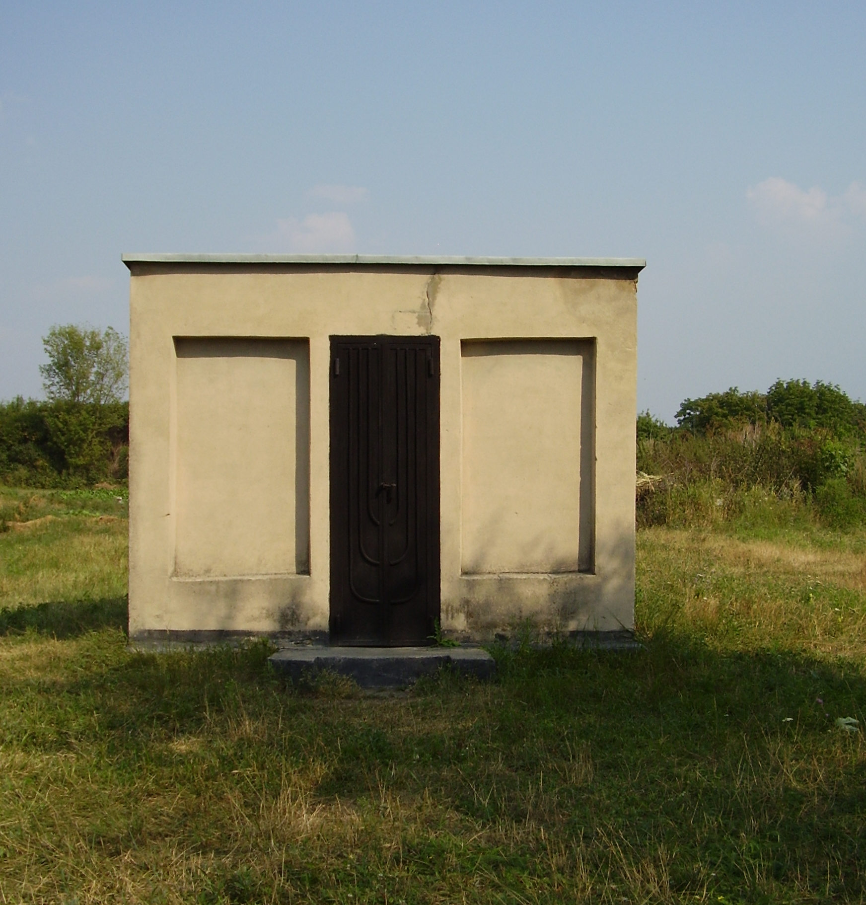 Old Ohel in Shpola.