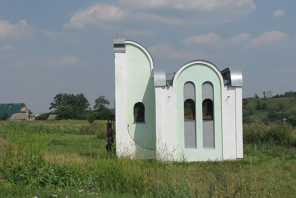 Ohel in Ignatovka