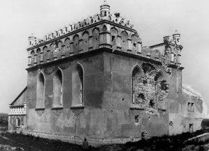 Synagogue in 1914