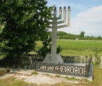 Grave of Holocaust victims