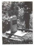 Besht Grave. Photo at 1960th