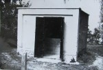 Old Ohel of Rabbi Duvidl Tversky