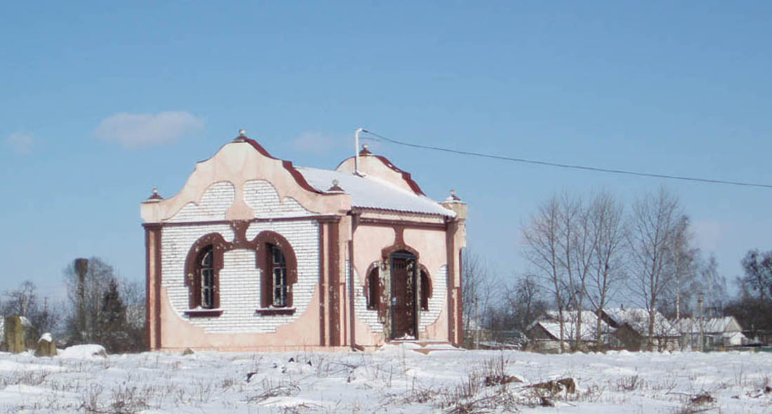 Ohel in Annopol