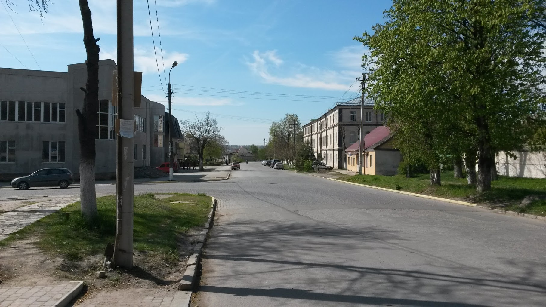 Entrance to the second ghetto, 2017