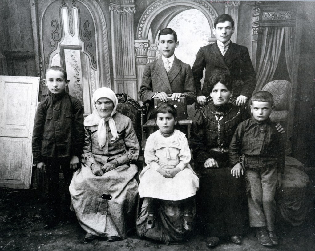 "Jewish family Sipress in Medzhibozh. More details can be found <a href=""https://www.newyorker.com/culture/personal-history/no-questions-the-russian-revolution-my-father-and-me?fbclid=IwAR0dM6g3knL3duyCwoXgPBhNGIByqV74a84J1rpM1qKuAzFs7BrqTjLBP8Q"">newyorker.com</a>"