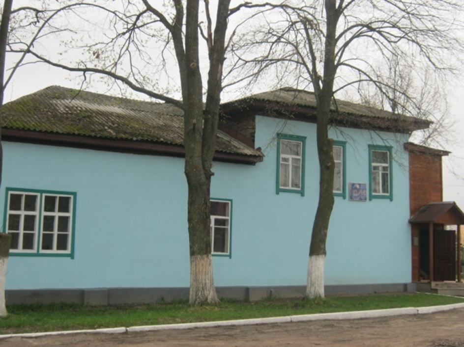Korukovka synagogue building