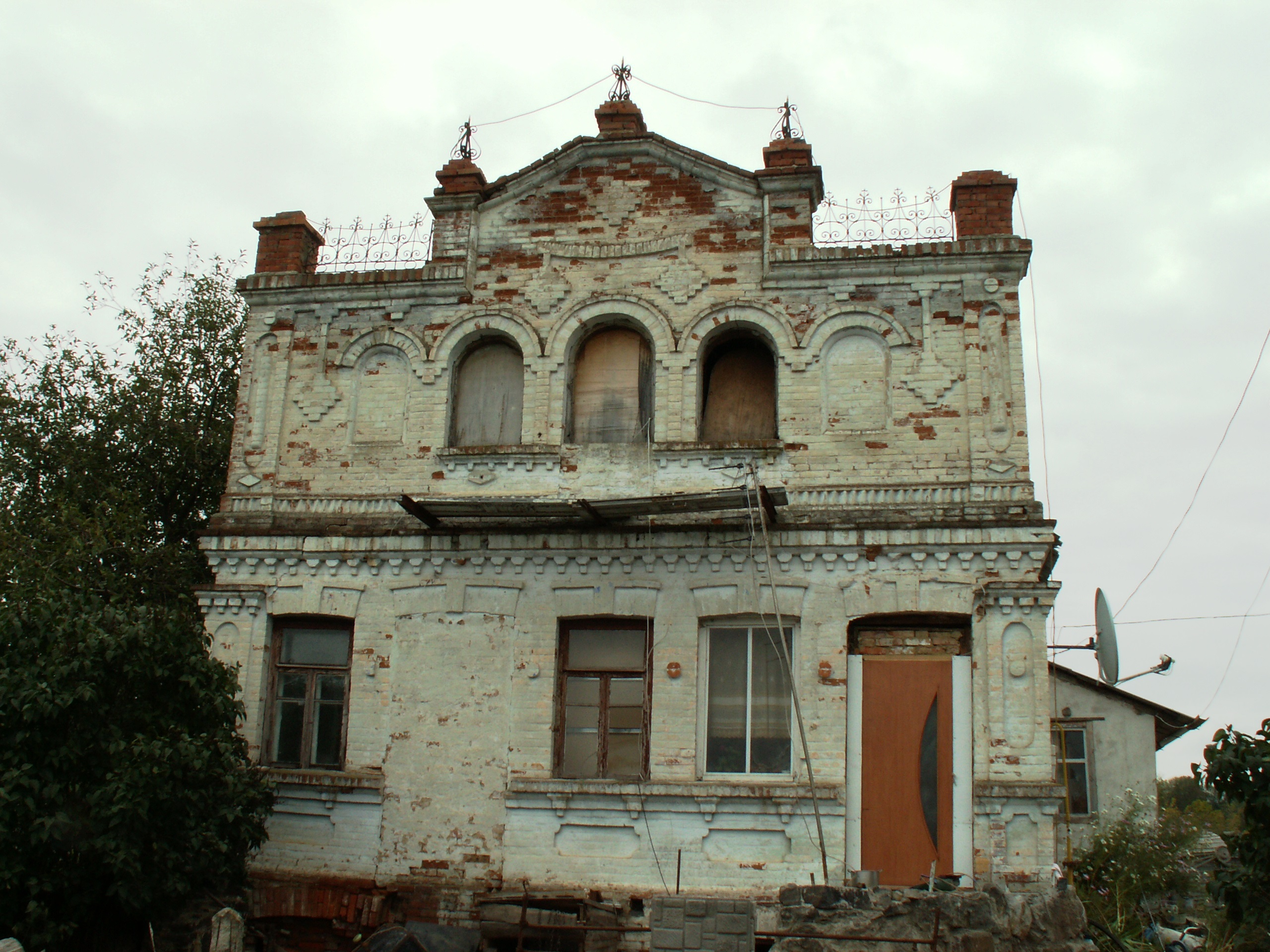 Synagogue in the center of Voroshilovka