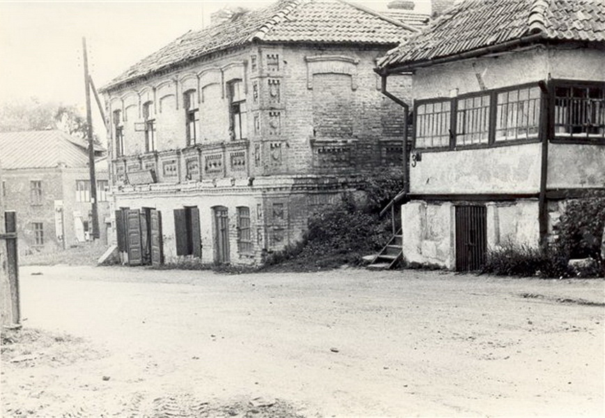 Center of Shepetovka, 1920s.