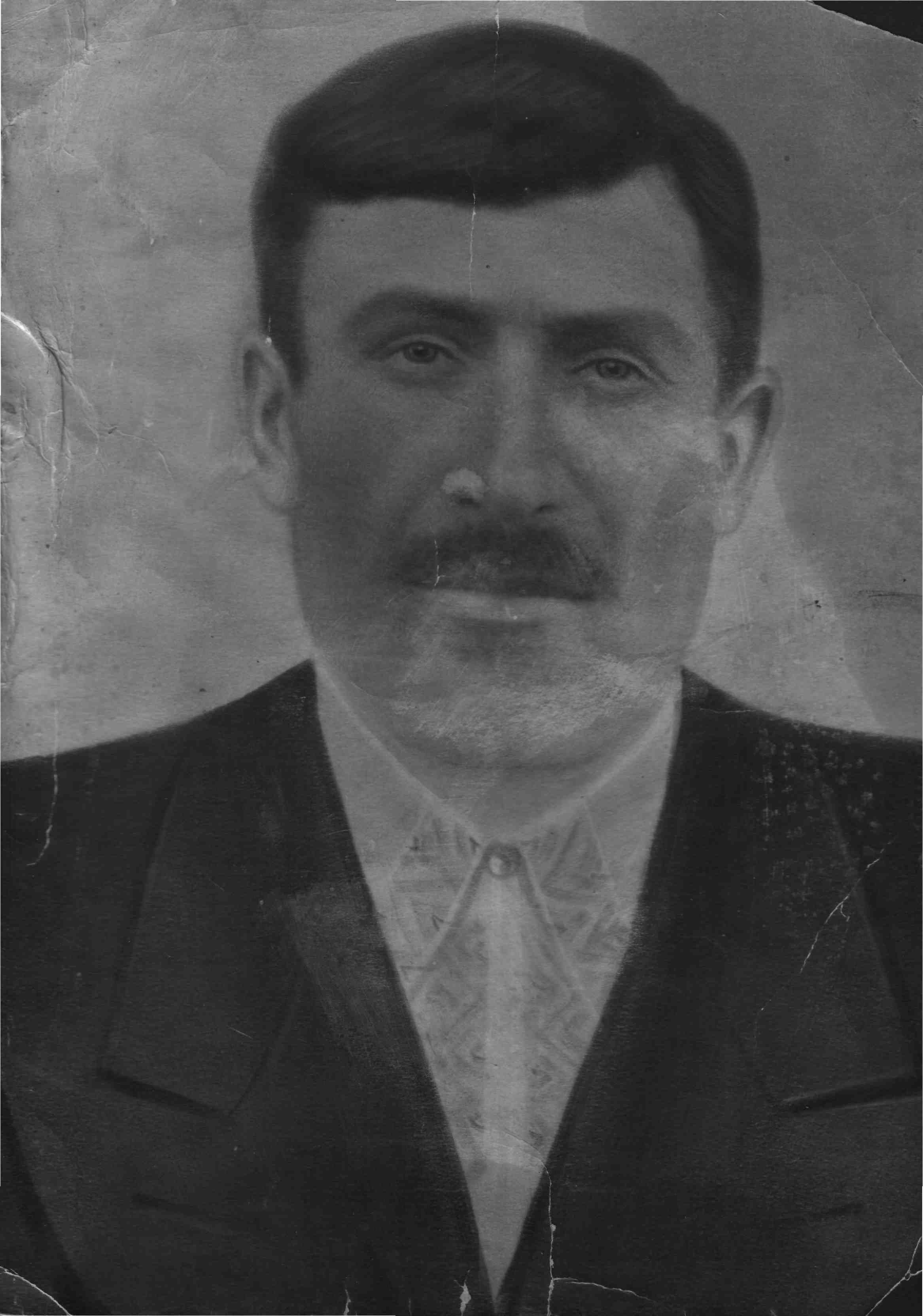 Moisey Shlyak, soviet soldier, killed in action