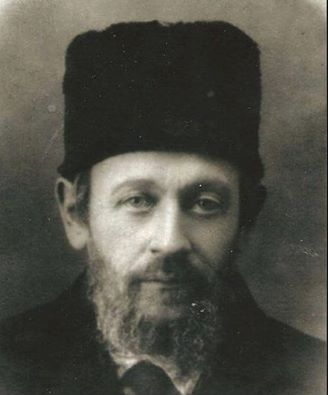 Isaak-Aisek Volfman (1877/78 - 1941) , last Rabbi of shtetl Germanovka and unofficial Rabbi of Fastov before the WWII