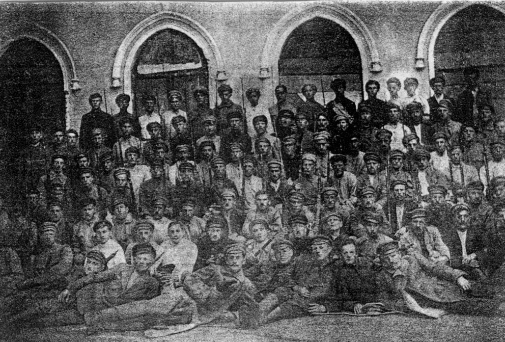 Korsun Jewish self-defence unit, 1919