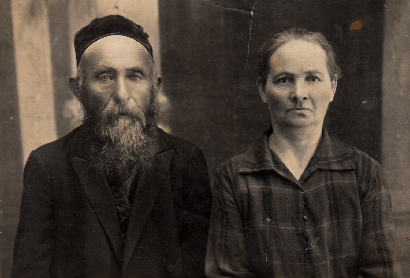 Jewish family Zhukovski from village Zhydivska Greblya of Tarashcha district
