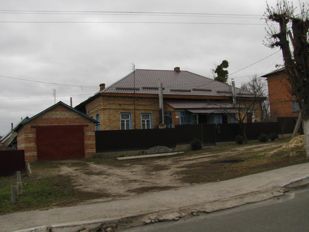 Former house of Gorohovskiy family. Illegal minyan was gathering here.