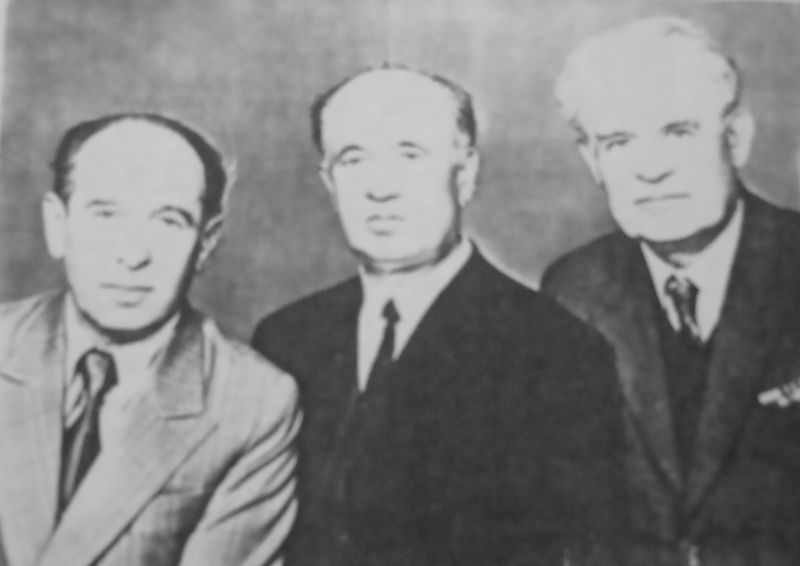 3 Giter's brothers from Orynin after the WWII