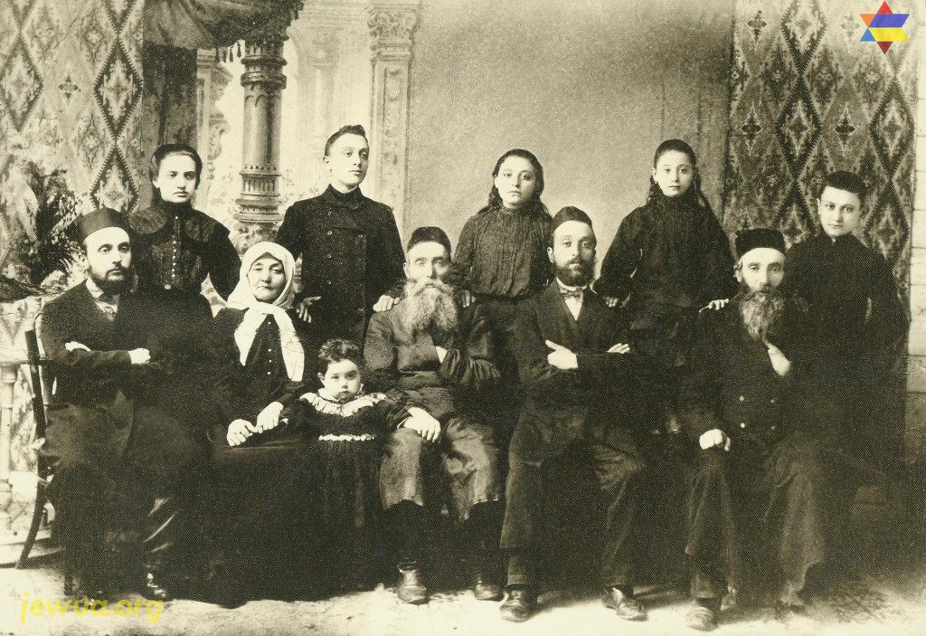 Shapira family, Makarov beginning of XX century