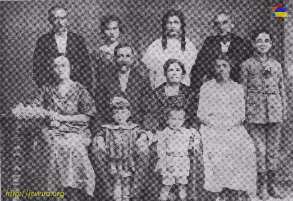 Family of Veniamin Yasnogorodskiy