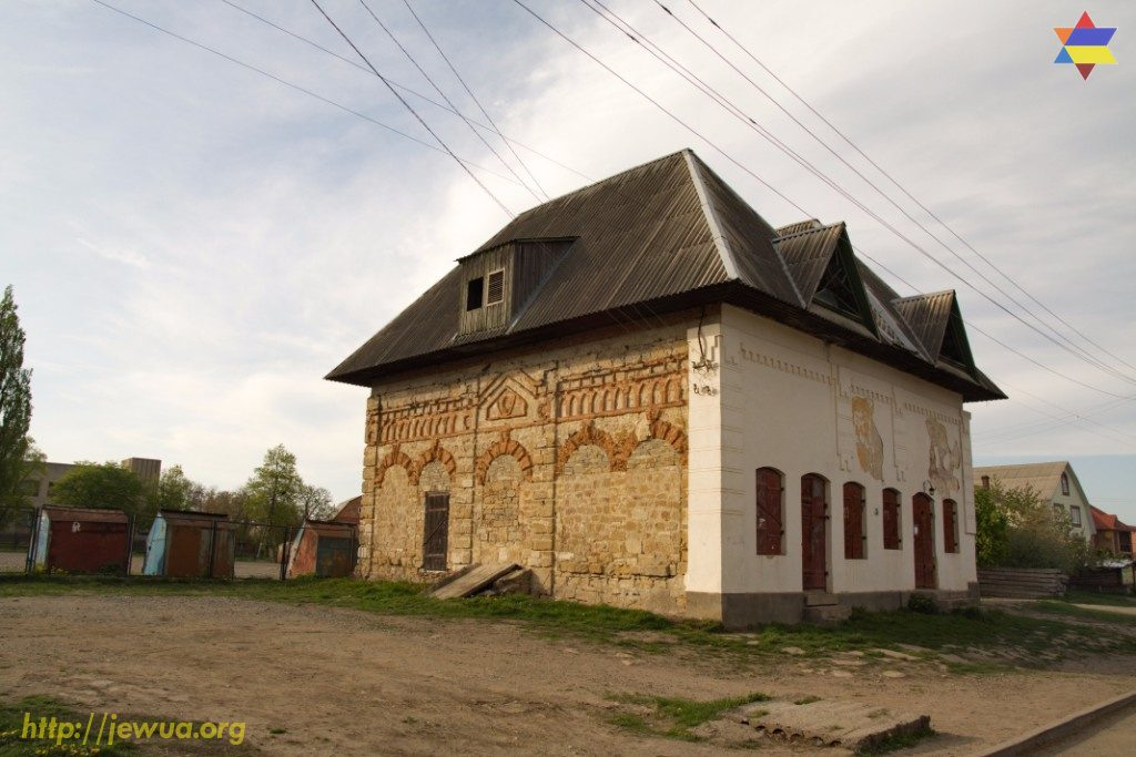 Oldest building in Khotin. It was customs in XVIII century