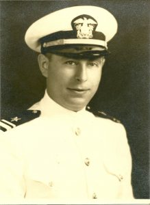 William Resnikoff (1910, Rizhanovka - 2001 in Middletown, USA), was a Lieutenant Commander in the United States Navy in World War II