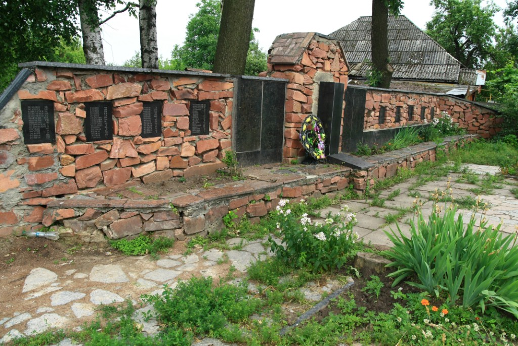 Holocaust mass grave