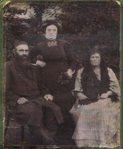 Pavolotskiy family, beginning of XX century