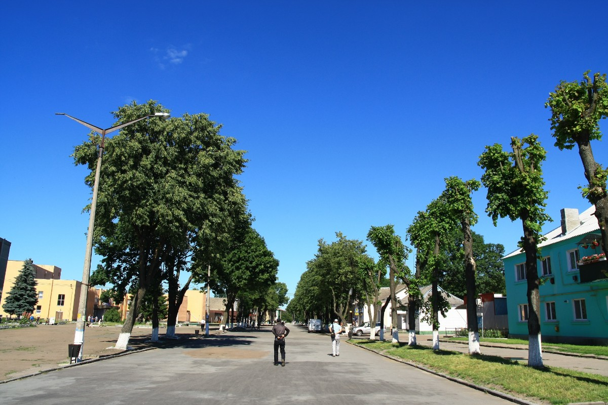 Center of Emilchino, 2017