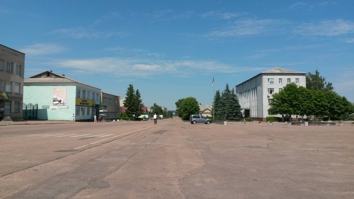 Centre of Khoroshev, 2017