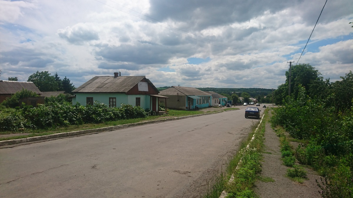 Center of Khaschevatoye, 2018